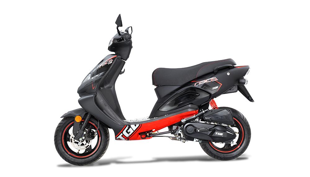 X-RACE 125