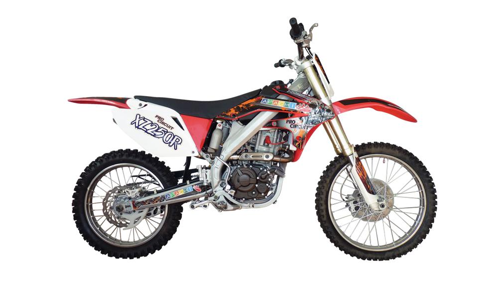 X250R Cross